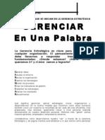 METAFORA GERENCIAL