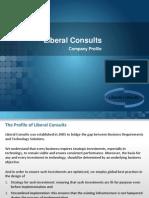 Liberal Consults Profile (Technical)