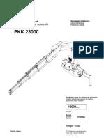 PALFINGER Catálogo PKK23000 (Parte 1)