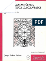 A Psicossomática Na Clínica Lacaniana - Jean Guir [Lacanempdf]