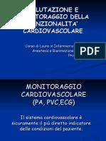 6. Valutazione e Monitoraggio Cardiovascolare
