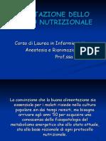 7. Valutazione Dello Stato Nutrizionale