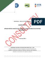 Ghid Solicitantului SM 6.4 CONSULTATIV