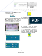 guía de uso rápido electrolitos XI931