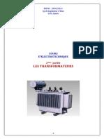 ELT34 Transformateurs Mono&Tri 20-21 P