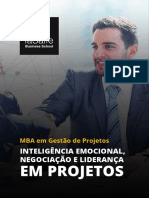 E-book Inteligência emocional negociação e liderança