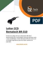 Manual Bematech Br 310