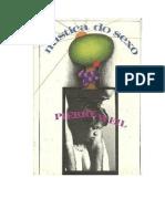 Mística Do Sexo Pierre Weil