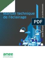 Guide Manuel Technique de l'Éclairage AMEE-Fr