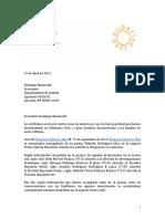 Carta a Domingo Emanuelli Casos Muertes (2)