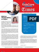 KCT Newsletter March 2011