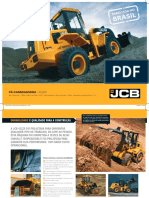 JCB Carregadeira 422 b