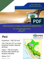 FONDO NACIONAL DEL AMBIENTE PERUANO