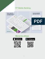 Manual de Utilizare OTP Mobile Banking PF