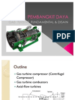 GAS  TURBINE  FUNDAMENTAL & DISAIN