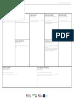 19. Business Model Canvas