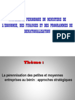 Pérennisation Des PME