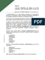 Procesos Tecnicos Administrativos