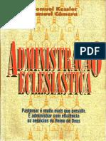 Administracao eclesiastica