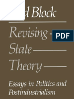 fred bloc - revising state theories