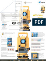 topcon GPT serie 3000