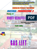 Tema 4_Bombeo Neumatico o Gas Lift