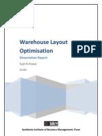 31183-Sujit Pawar-Warehouse Layout Modification