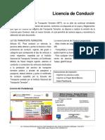 Licencia 5ta Curso Campos