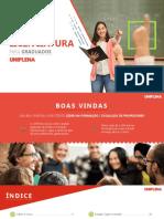 Manual Do Aluno - Licenciatura Para Graduados