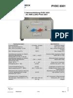 Line Impedance Stabilization Network_PVDC 8301