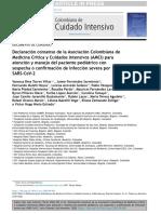 Medicina Crítica y Cuidados Intensivos (AMCI)