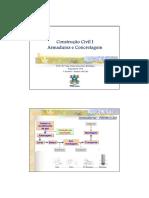 Aula - Armaduras e Concretagem - 2018