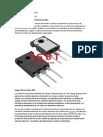 Transistores IGBT de Potencia