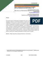 UM OLHAR SOBRE A SEGREGAÇÃO RESIDENCIAL NO BAIRRO MANOEL DEODATO NA CIDADE DE PAU DOS FERROS – RN_000