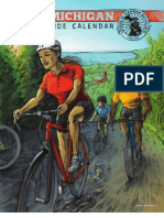 2011 Michigan Ride Calendar