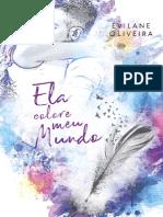 Ela Colore Meu Mundo (Colors Li - Evilane Oliveira
