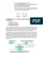 Resumen-cloruro de Vinilo Apartir de Etileno
