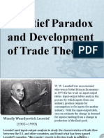 9[1].Leontief Paradox and Development of Trade Theory (1)