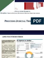 Processo Judicial Tributário