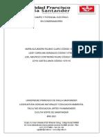 campo y potencial lab 2