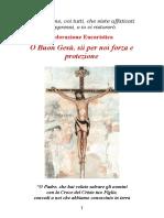 Adorazione Eucaristica Buon Gesu