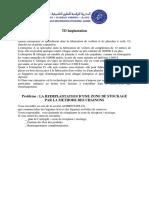 TD2-implantation