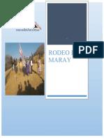 RODEO DE MARAY - LIMA