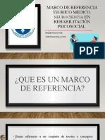 MARCO DE REFERENCIA TEORICO MEDICO