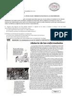 SADO - Cont. Pedag. SEGUNDO TRIM   TP 1  ENFERMEDADES PATOLOGÍAS Y MANIFESTACIÓN DE LA ENFERMEDAD