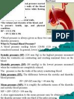 blood perssure