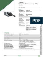 Xd4pa12 Datasheet Es Es-es