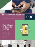 TALLER # 2 METODOLOGIAS DE DESARROLLO APP