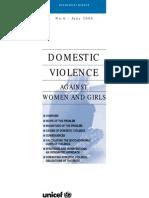 Violenta in Familie UNICEF