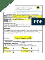 GUIA DIDACTICA DE MÚSICA # 7 GRADO PRIMERO-.-